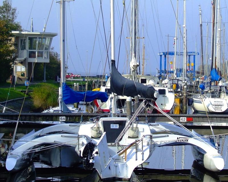 Jachthaven Noordergat Aantal brede boxen els knol-licht 10