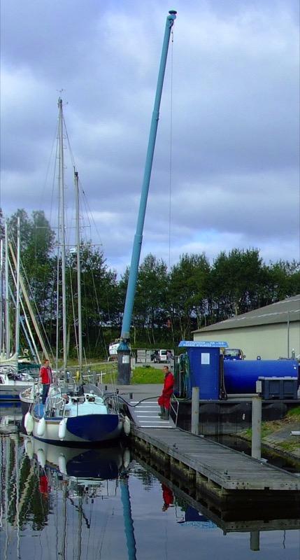 Jachthaven Noordergat bedrijvigheid Els Knol-Licht 101012-