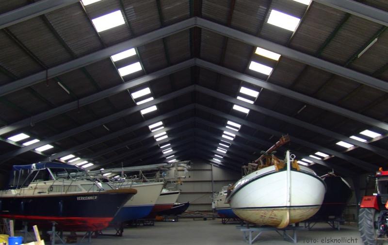 Jachthaven Noordergat begin winterberging Els Knol-Licht 10