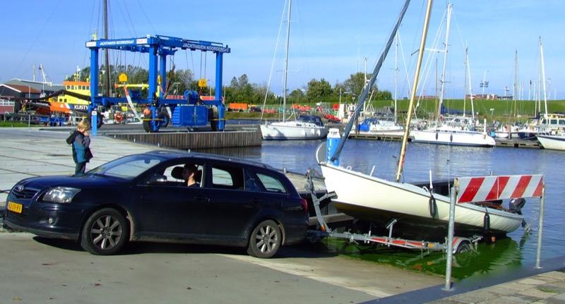 Jachthaven Noordergat trailerhelling Els Knol-Licht 101003